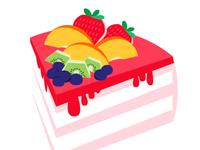 funny fruitcake