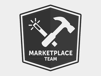 Marketplace Team marketplace badge tshirt icon hubspot