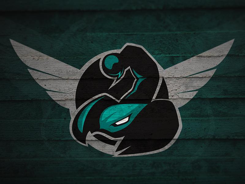Scorpion logo design czech aggressive wings sport scorpion logodesign logo