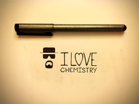 Chemistry and typography <3