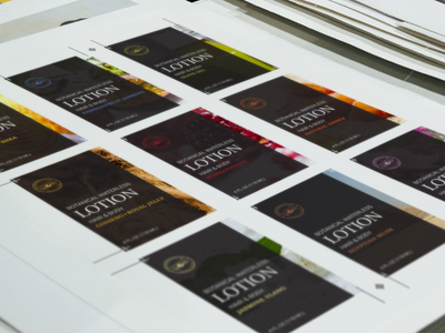 Printing Labels paper print typography label design bottle logomark logotype logo brand identity
