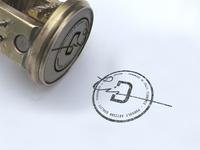 Signature Badge Stamp