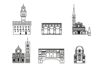Icons for Firenze