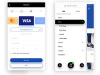 E-commerce App UI + UX