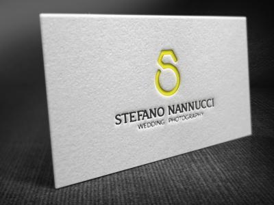 Stefanoletterpress bcard