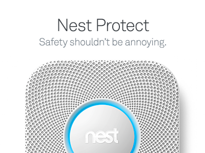 Nest Protect nest protect design