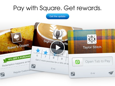 Pay with Square Email Announcement pay with square email announcement