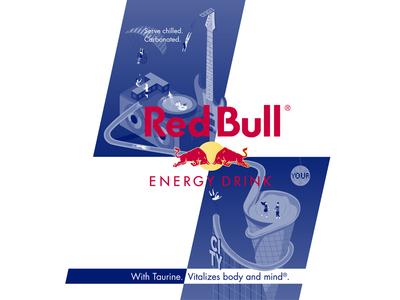 RedBull can design proposal