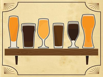 Beer Tasting Detail