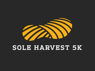 Sole Harvest 5k Logo