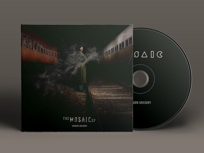 Mosaic Album Cover mosaic dark musician cd music cover art album