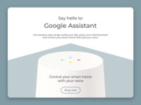 Single product - Google assistant