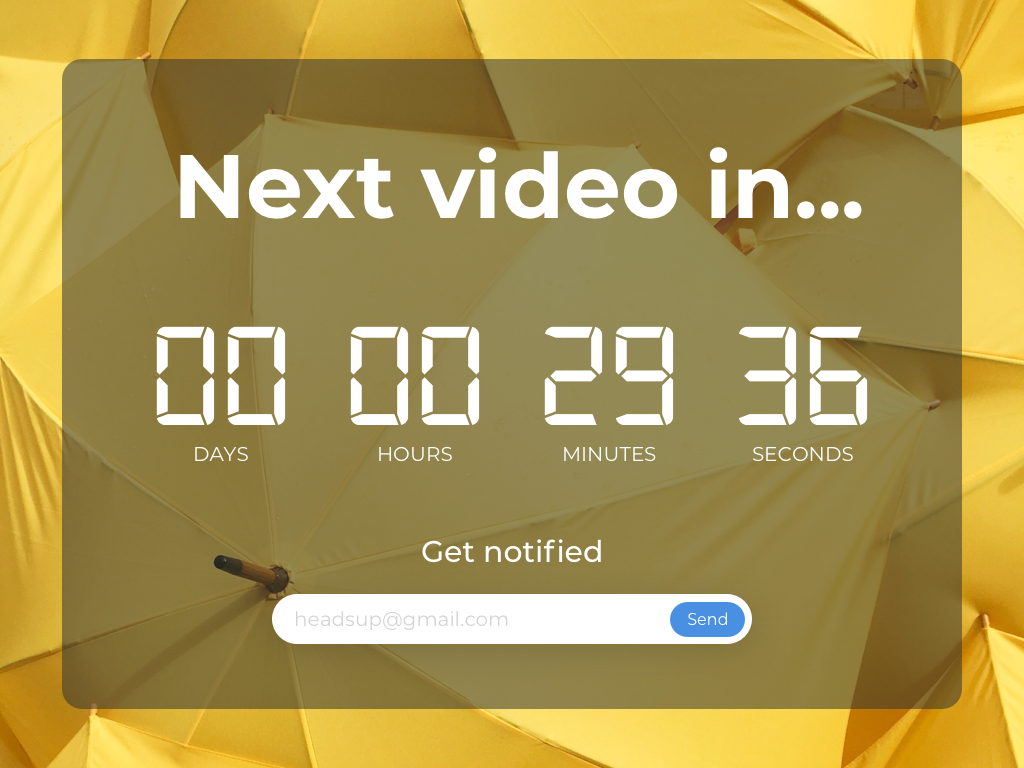 Countdown timer timer countdown timer countdowntimer countdown black  white black simple design ui daily ui daily 100 challenge daily 100