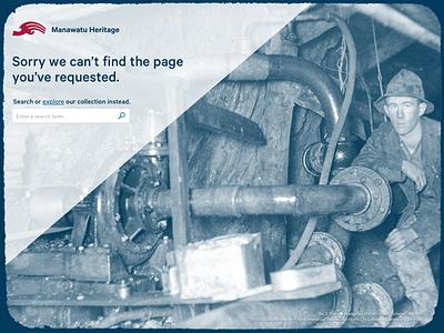 Error Page error 404