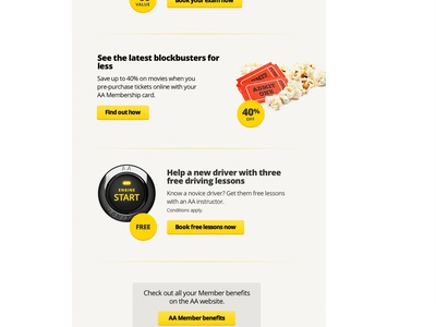 On-boarding email series marketing design onboarding email