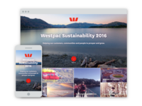 Westpac Sustainability Report 2016