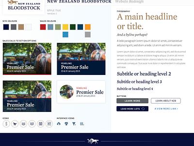 New Zealand Bloodstock