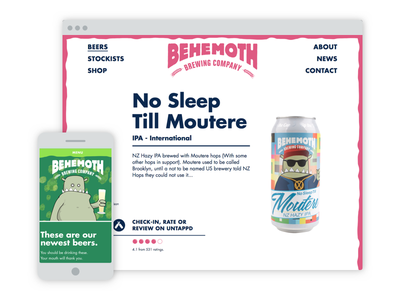 Behemoth Brewing Company
