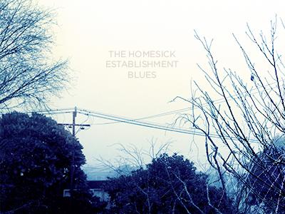 The Homesick Establishment Blues