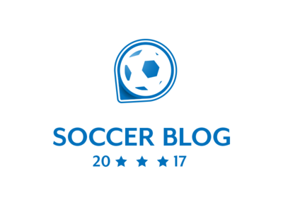 Logo for a Soccer blog