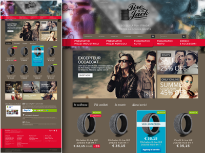 Tire & Jack Home Page