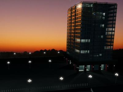 Sunset Palace