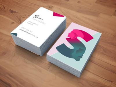 Sara Business Card