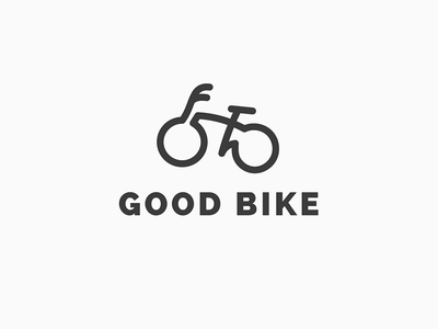 Good bike logo