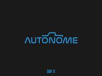 Day 5 Autonome
