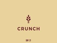 Day 21 Crunch