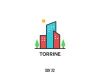 Day 22 Torrine