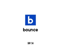 Day 34 bounce