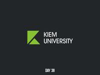 Day 38 Kiem Univesity