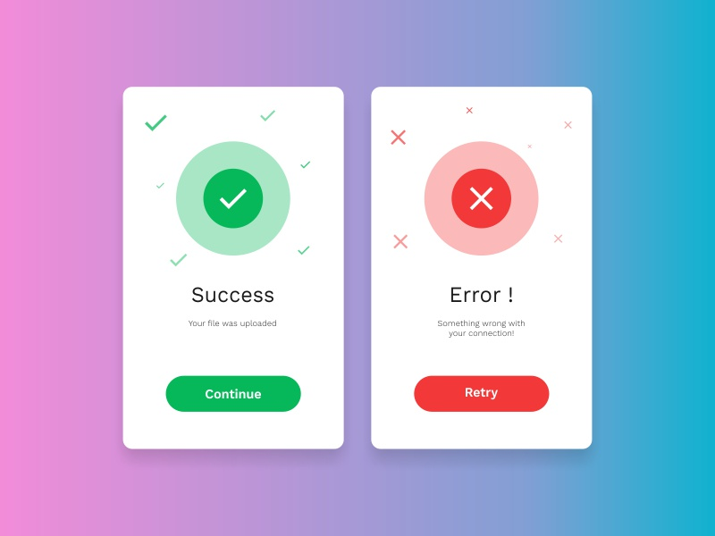 Day 11 - Flash Message uxinspiration uxdesign userinterface uidesign designinspirations dailyui