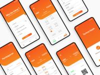 Bus Ticketing App Concept