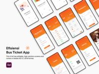Efisiensi Bus Ticke App