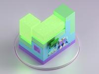 Color Machine - Cassette Party