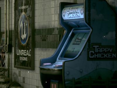Unreal Engine relight Sequencer scene lookdev relight light concept design 3dart scifi cgiart cgi unrealengine unreal