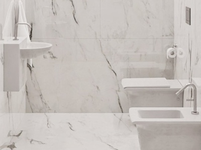 Toilet cycles pbr archviz  interior cyclesrender b3d interior design archviz interior blender3d design