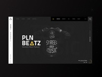 PLN BEATZ - Conceprt for electronic and TRAP music producer