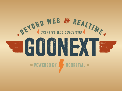Goonext Badge1 branding corporate profile logotype