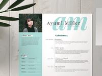 Ayumi's Resume