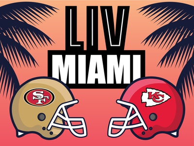 Super Bowl LIV | Miami | SF 49ers vs KS Chiefs