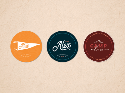 Camp Alex Coasters