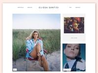 Elissa Santisi Site