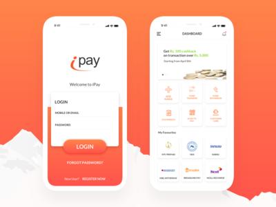 iPay - digital payment app