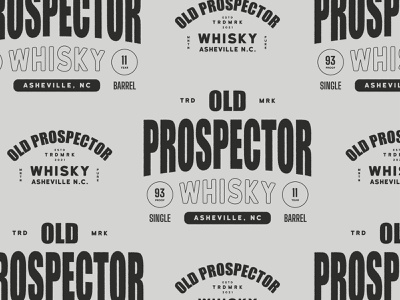 MNTN Pure brand logo brand design liquor whisky type poster typography vintage branding illustration icon design logo