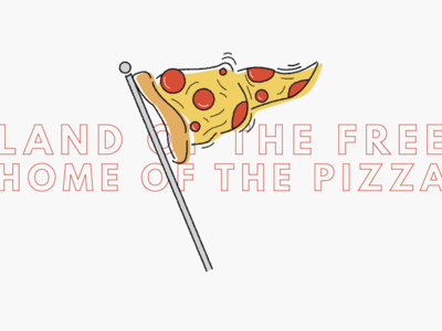 Be Brave, Eat Pizza