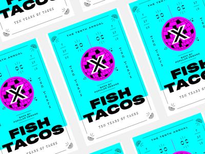 Fish Tacos X