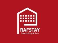 Rafstay logo